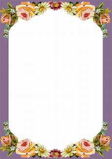 Free Downloadable Stationery Free Printable Vintage Flower Stationery Ausdruckbares