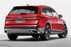 2019 audi q7 facelift bound 2019 audi q7 revealed with more features