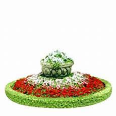 harburn hobbies ltd cg 242 flowerbed with ornate urn