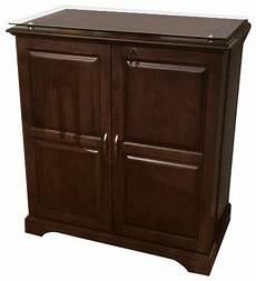 eci furniture spirit cabinet black oak finish spirit