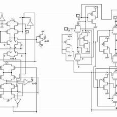 Cmos Comparator Design Project 8 Bit Comparator 10 Download Scientific Diagram