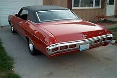 69 Chevy Impala Lights 1969 Impala Ss427 Exterior Details