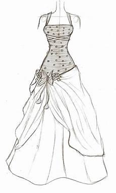 dress designs drawings search fashion