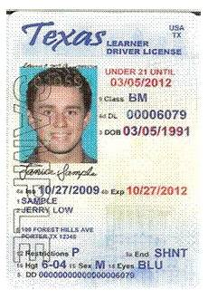 Txdps How To Apply For A Texas Driver License As A Teen