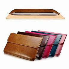 macbook air sleeve aliexpress buy luxury genuine leather sleeve for