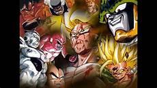 Anime Designer Dragon Ball Z Tributo A La Serie Anime Dragon Ball Z Con Las Mejores