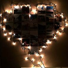 Fairy Lights Picture Frame 40 Diy Ideas With String Lights