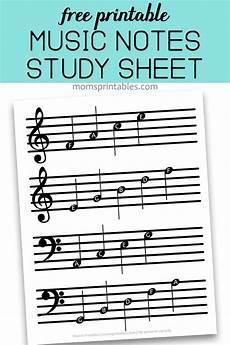 Free Sheet Music Charts Free Printable Music Notes Sheet S Printables