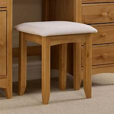 all home stavely upholstered dressing table stool