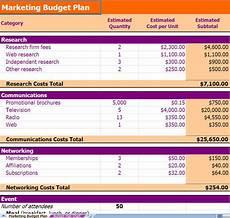 Budget Plan Template Budget Plan Template Budget Plan
