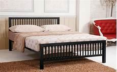 time living meridian metal bed frame mattress