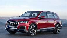 2020 audi q7 the 2020 audi q7 s grille is aggressive but the real