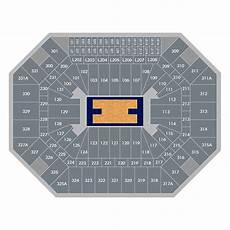 Thompson Boling Arena Seating Chart With Row Numbers Thompson Boling Arena Knoxville Tickets Schedule