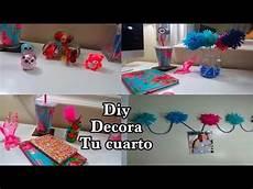 diy 4 ideas decora tu cuarto reciclado