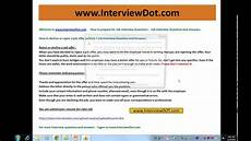 How To Reject Job Offer How To Decline Or Reject A Job Offer Politely Youtube