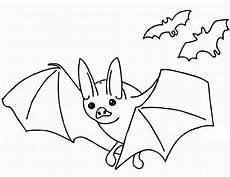 Fledermaus Malvorlagen Bat Coloring Pages The Sun Flower Pages