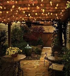 Garden String Lights Ideas 38 Innovative Outdoor Lighting Ideas For Your Garden