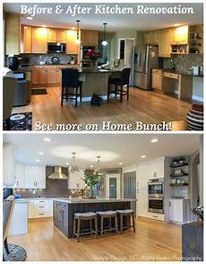 home remodel with before after pictures home bunch