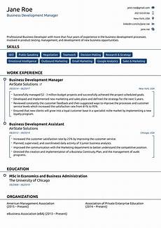 Resume Temolate Free Resume Templates For 2020 Download Now