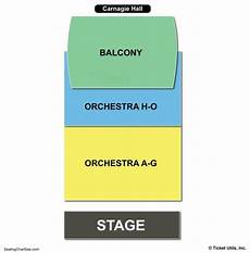 Weill Hall Carnegie Hall Seating Chart Carnegie Hall Seating Chart Seating Charts Amp Tickets