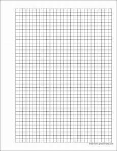 1 Square Per Inch Graph Paper Free Punchable Graph Paper 4 Squares Per Inch Solid Black