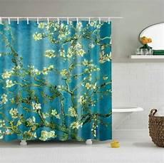 Duschdraperi Design Duschdraperi 196 Ppelblom 180x200 100 Polyester