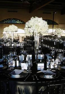25 black wedding decorations ideas wohh wedding