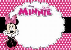 Free Printable Minnie Mouse Invitations Minnie Mouse Invitations Free Printable