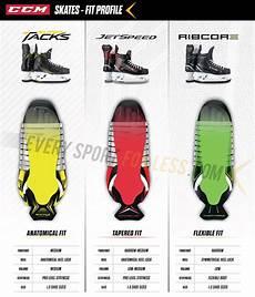 Ccm Ice Skates Size Chart Ccm Jetspeed Xtra Pro Ii Smu Senior Hockey Skates Best