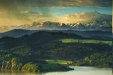 Poland Nature 4k Wallpaper by Mountain Poland Tatra Landscape Nature Europe