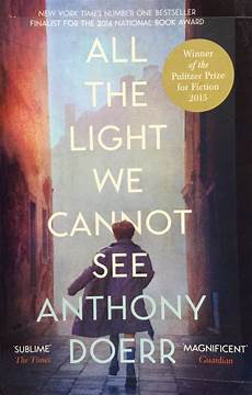 All The Light We Cannot See Characters All The Light We Cannot See A French Collection