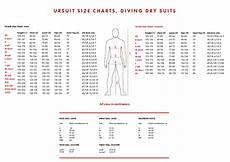And Size Chart Size Guide 183 Ursuit