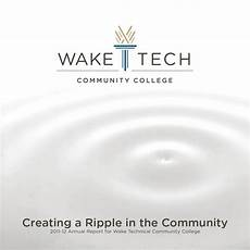 Wake Technical Community College Jobs Issuu Wake Tech 2011 2012 Annual Report By Francie Sanderson