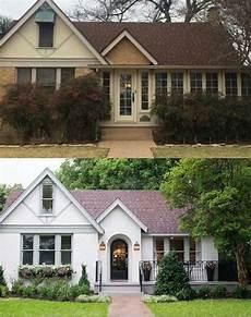 10 inspiring before and after exterior makeoversbecki