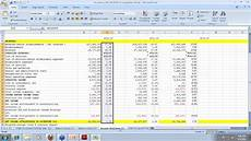 Financial Modeling Excel Financial Modeling Example Building Financial Models For