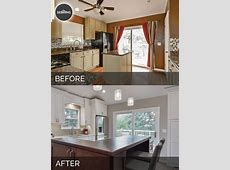 Bill & Carol's Kitchen Before & After Pictures   Home Remodeling Contractors   Sebring Design Build