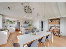 1960?s bungalow transformed into a modern, open plan home with a contemporary remodel and