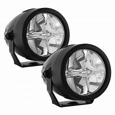 Piaa Driving Lights Piaa 174 02772 Lp 270 2 75 Quot 2x9 3w Round Driving Beam Led