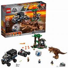 Lego Jurassic World Malvorlagen Lego Jurassic World Carnotaurus Gyrosphere Escape 75929