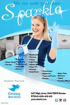 Cleaning Leaflet Template Cleaning Service Leaflet Template Postermywall