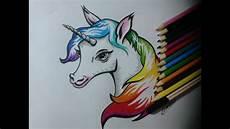 como desenhar um unic 243 rnio how to draw a unicorn