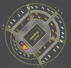 Floor Plan O2 Arena O2 Arena Seating Plan Detailed Seat Numbers