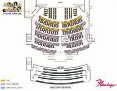 Flamingo Las Vegas Donny And Seating Chart Paula Abdul Forever Your Girl Flamingo Las Vegas