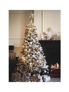Christmas Tree With Lights Asda Trees Amp Decorations George At Asda