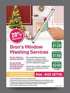 Window Cleaning Flyers Window Cleaning Flyer Design For A Company By Rkailas