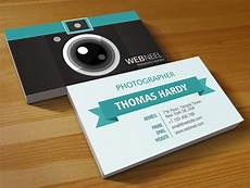 Business Card Photography Photography Business Card Design Template 39