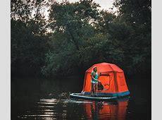 Shoal Floating Tent