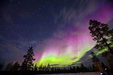 When Northern Lights Finland 3 Places Where To Experience The Northern Lights In Autumn