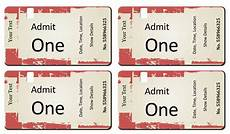 Print Tickets Free 12 Free Event Ticket Templates For Word Make Your Own