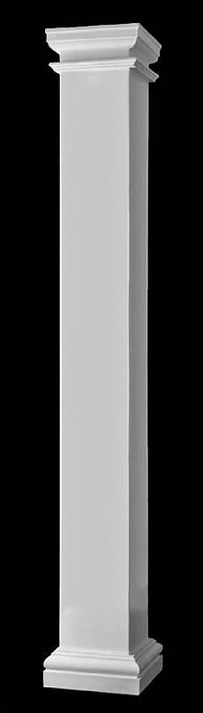 Composite Column Design Fiberglass Columns Large Square Fiberglass Composite
